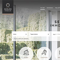 Senzo Immobilier